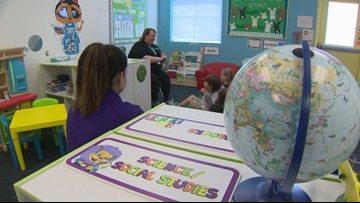 Over $2.5 million going to early childhood education in Maine, Senators Collins & King announce