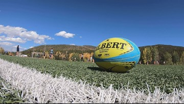 Women's Olympic rugby team training held in Breckenridge