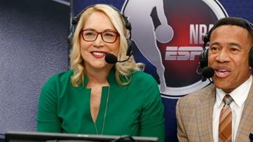 NBA broadcaster Doris Burke has virus, is OK