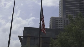 City of Austin offers explanation for why American flag wasn't flying Fourth of July morning