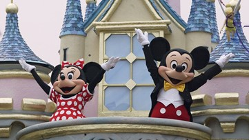 WATCH: Police probe violent Disneyland fight after video surfaces