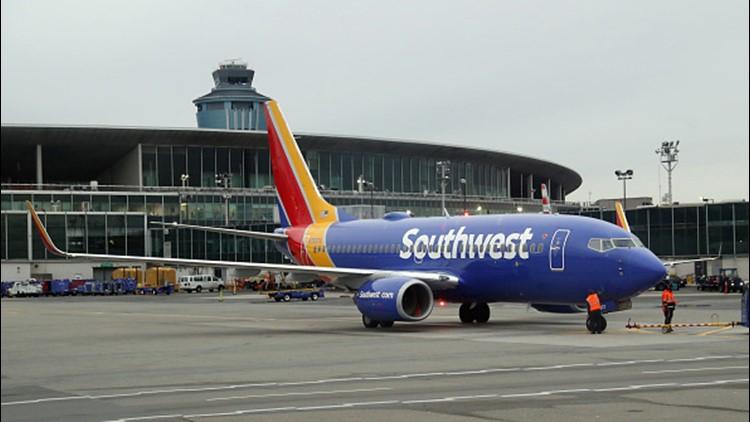 Human heart found on Southwest flight from Sacramento caused plane to turn around