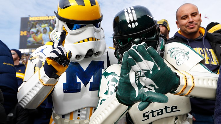 College GameDay, Fox Big Noon Kickoff headed to Michigan State for Michigan top 10 matchup