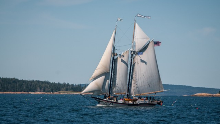 Two Maine schooners turn 150, remain the oldest vessels still in commercial use in America