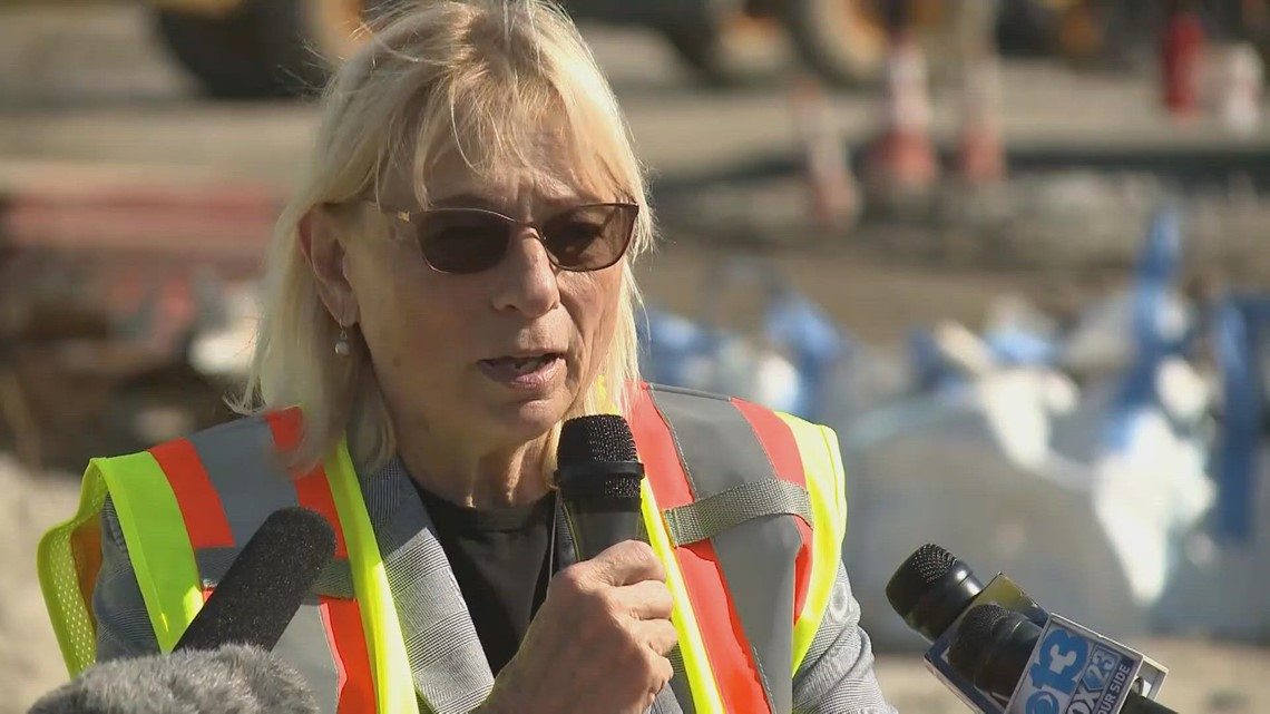 Maine Governor Janet Mills on state's health care worker shortage, health care worker vaccine mandate