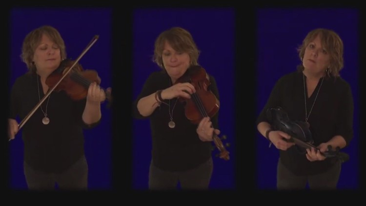 One of the great fiddle players in the world is coming to Maine