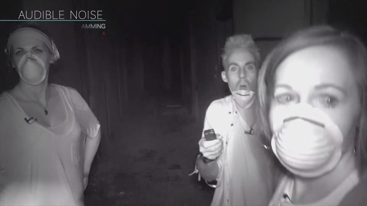 'Haunt ME' web series creators share spooky stories