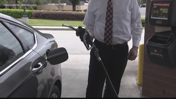 Gas prices soar in northern New England