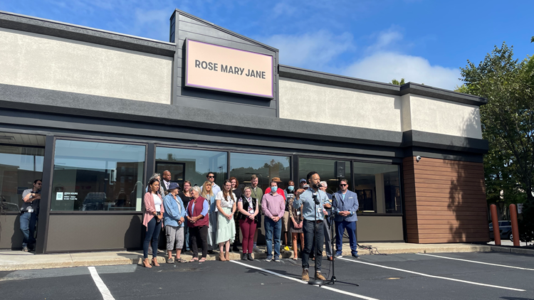 'Rose Mary Jane': Marijuana dispensary opens in Portland with mission to expunge criminal convictions of non-violent cannabis offenders
