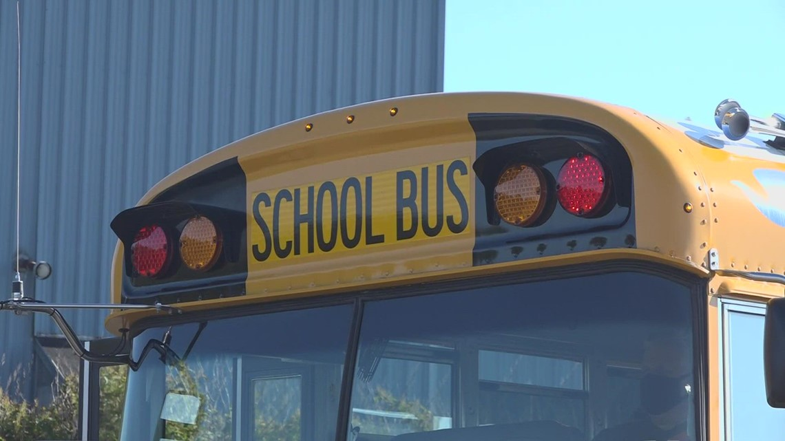 Public safety officials concerned about rising numbers of drivers not stopping for school buses