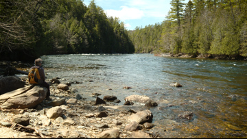 A Breath of Fresh Air: The Kennebec River Gorge Takeout