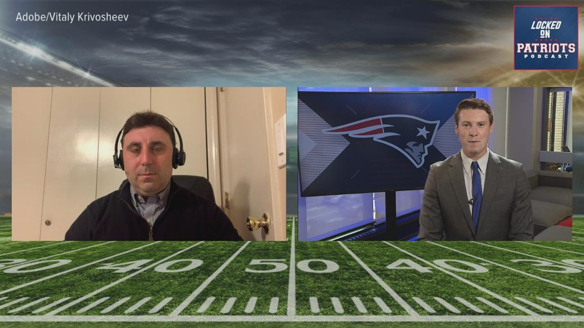 Locked On Patriots   Recapping Mac Jones' first start, plus Week 2 Pats vs. Jets preview
