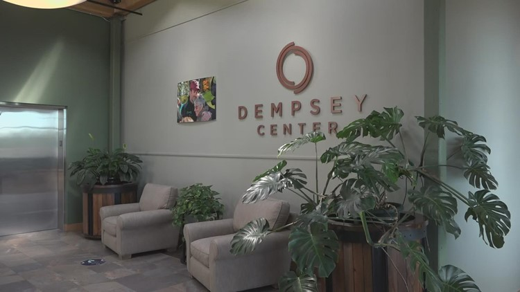 'Dempsey Connects' reaches cancer patients across country