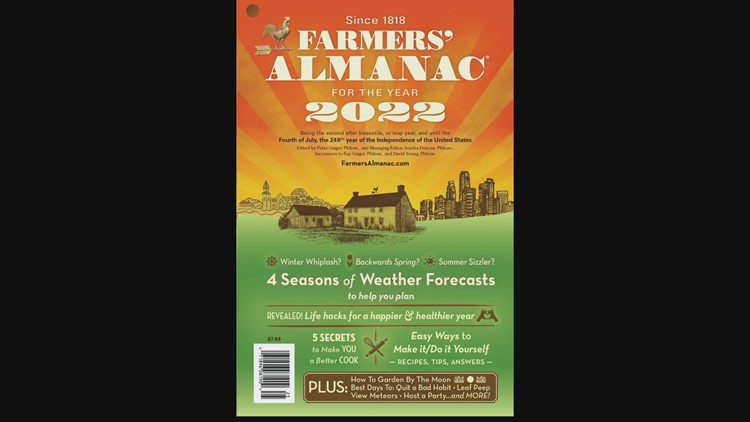 Life hacks from the Farmers' Almanac