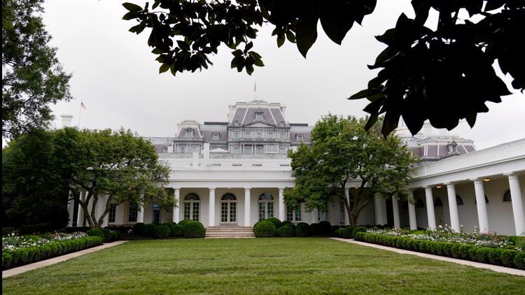 White House Rose Garden Set For First Lady Speech Newscentermaine Com