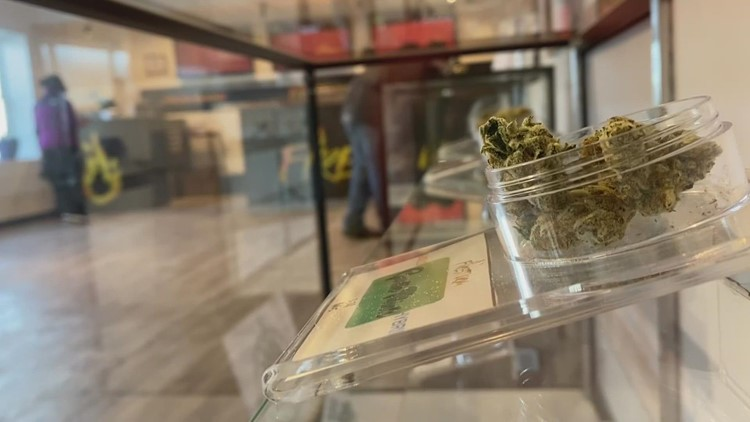 Maine's recreational marijuana industry shows strong sales numbers as summer winds down