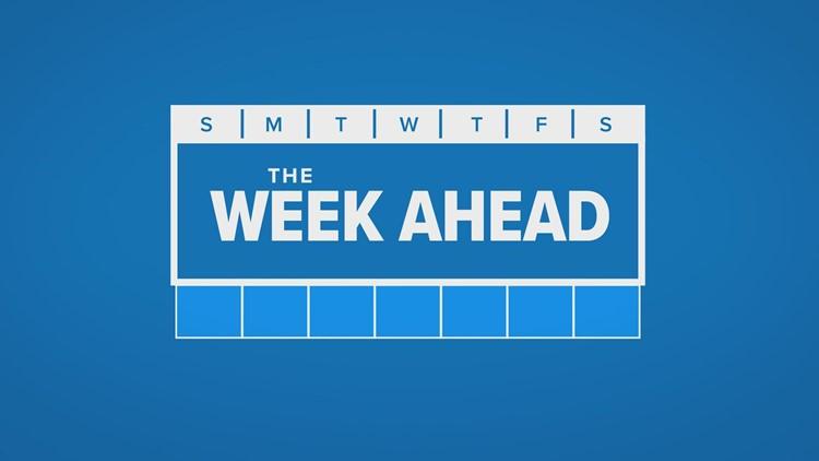 The week ahead: September 27, 2021