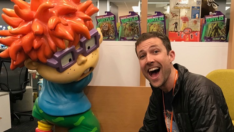 Two Mainers help bring Rugrats reboot to life