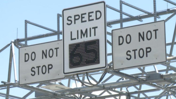 Upgraded tolling plaza opens in York; former toll gateway dismantled