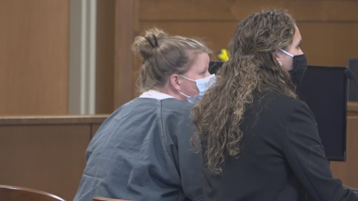 Stockton Springs woman pleads not guilty to murdering her 3-year-old son