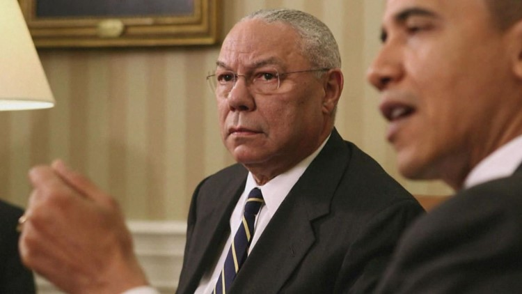 Former Secretary of State Colin Powell dies from COVID-19 complications