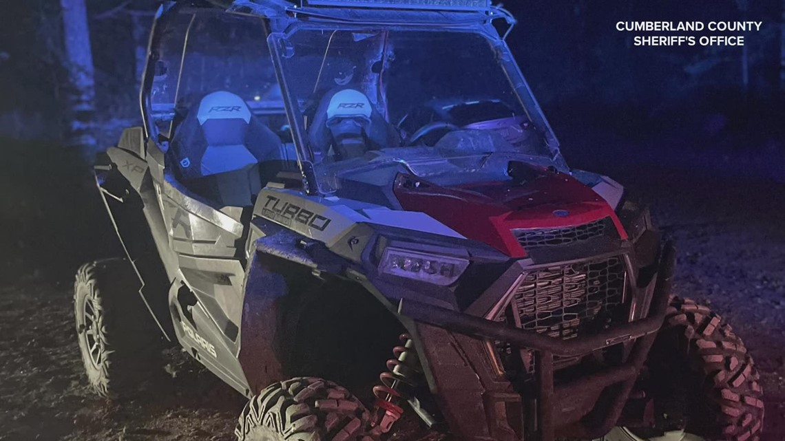 Driver arrested for causing serious injury in UTV crash