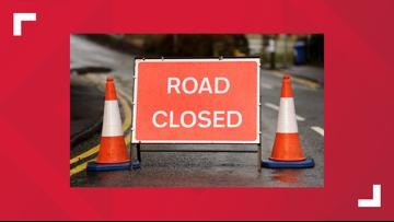 Portland's West Commercial Street closed due to sewer pipe issue