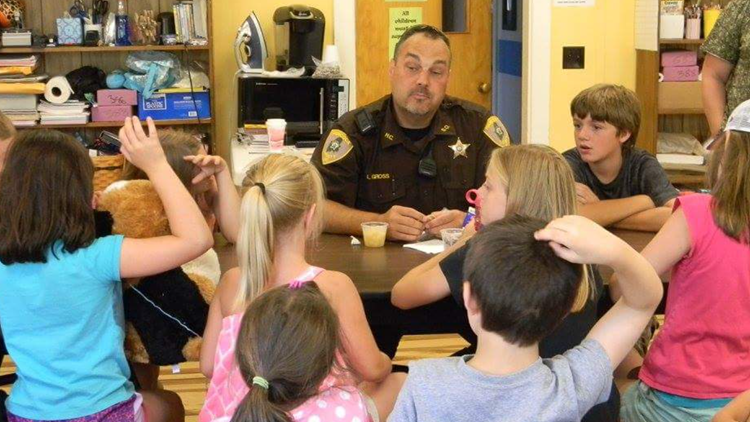 'Luke was at home working in schools and being with kids' | Sheriff remembers deputy killed in line of duty