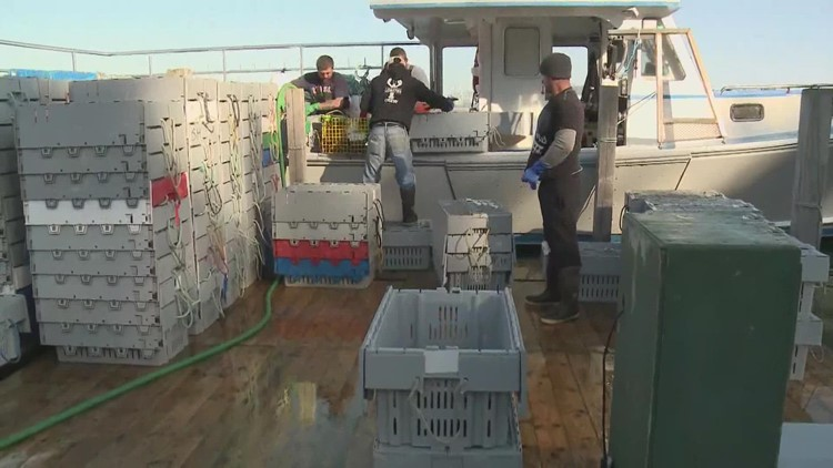 Maine lobstermen await federal court ruling on where they can fish
