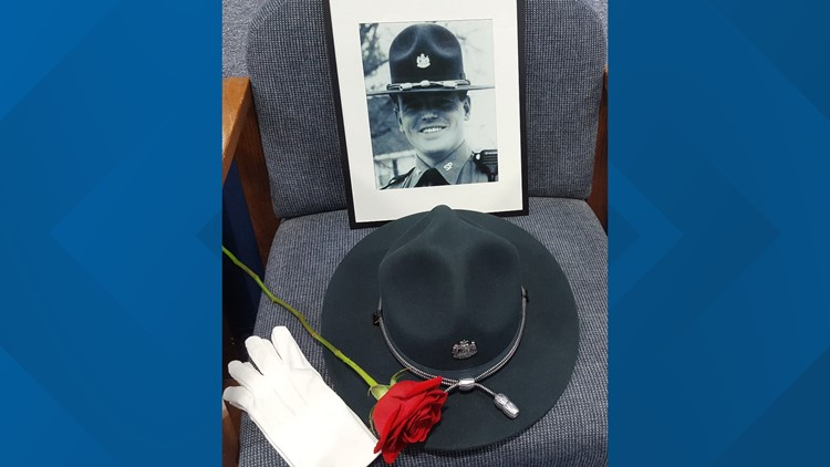 Memorial road signs to be unveiled honoring 12 fallen Maine State Police troopers