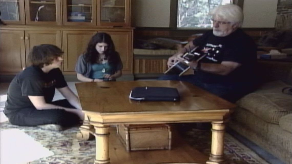 Doobie Brother Michael McDonald welcomes Maine students into his musical family