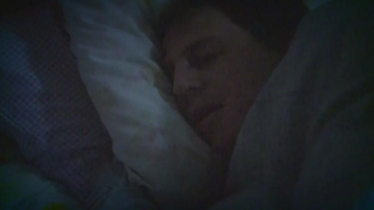 The way you sleep may be hurting you