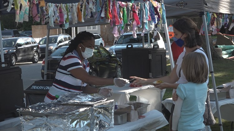 Portland brings community, neighbors together with food