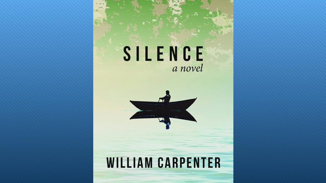 'Silence' novel follows Iraq war veteran to Maine island facing conflict