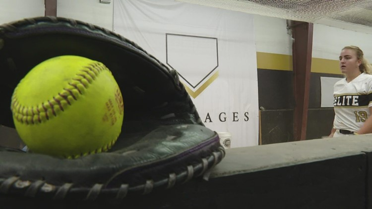 The Cages in Gray opens up new training possibilities to softball athletes