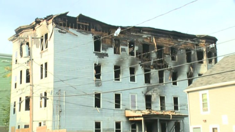 3 Lewiston teens charged with murder in connection with fatal Lewiston fire