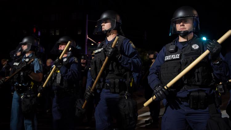 Portland PD chief not surprised 'whatsoever' by review that found BLM protest response 'appropriate' and 'restrained'