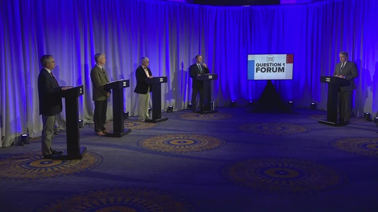 Advocates debate Maine ballot Question 1 in NEWS CENTER Maine forum