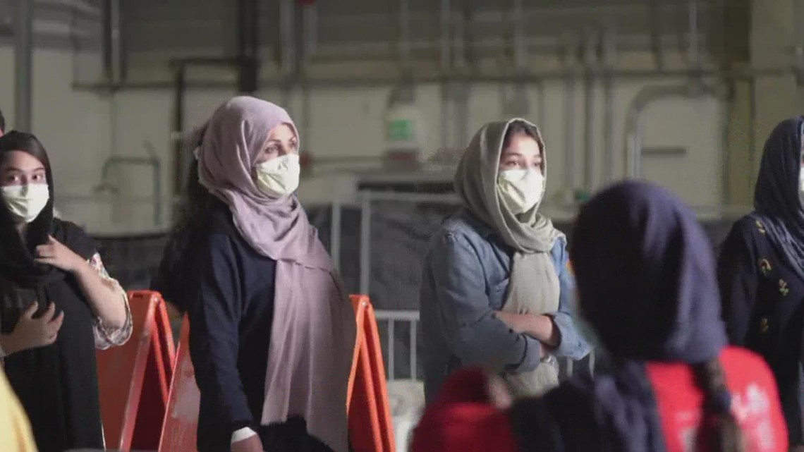 Maine resettlement groups prepare to welcome evacuees from Afghanistan
