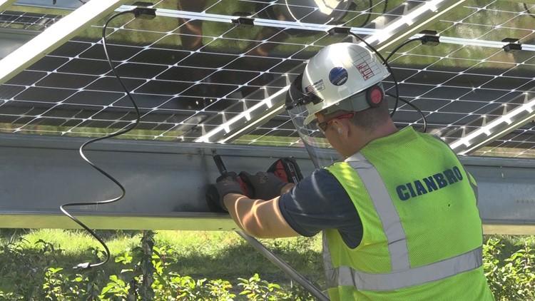 Expanding Maine's community solar programs
