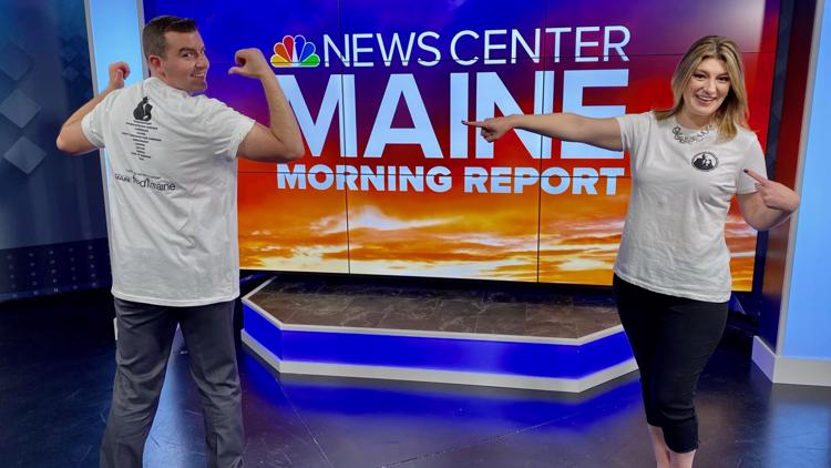 Thank you for helping Feed Maine by purchasing Don Carrigan CDC Briefing t-shirts!