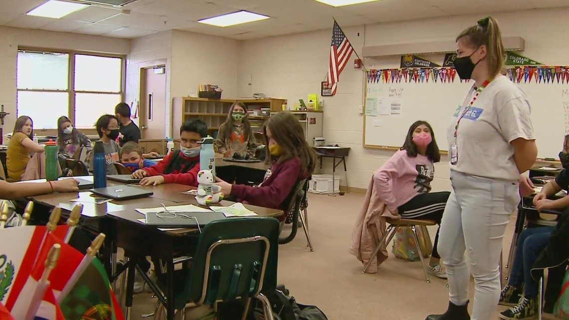 New data from the state shows increase in vaccinations among school staff
