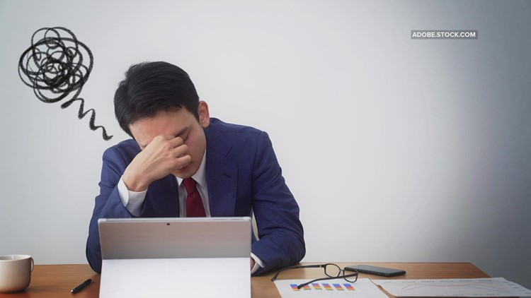 Do you suffer from career fatigue? Here's how to adjust