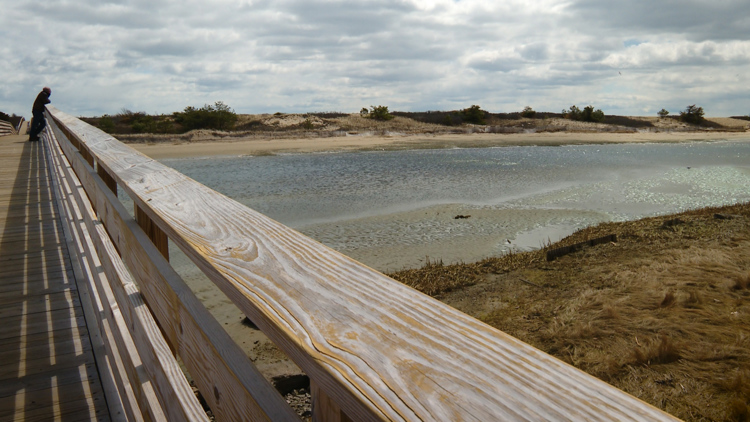 Breath of Fresh Air: Foot Bridge Beach in Ogunquit