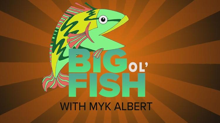 Big Ol' Fish 100821