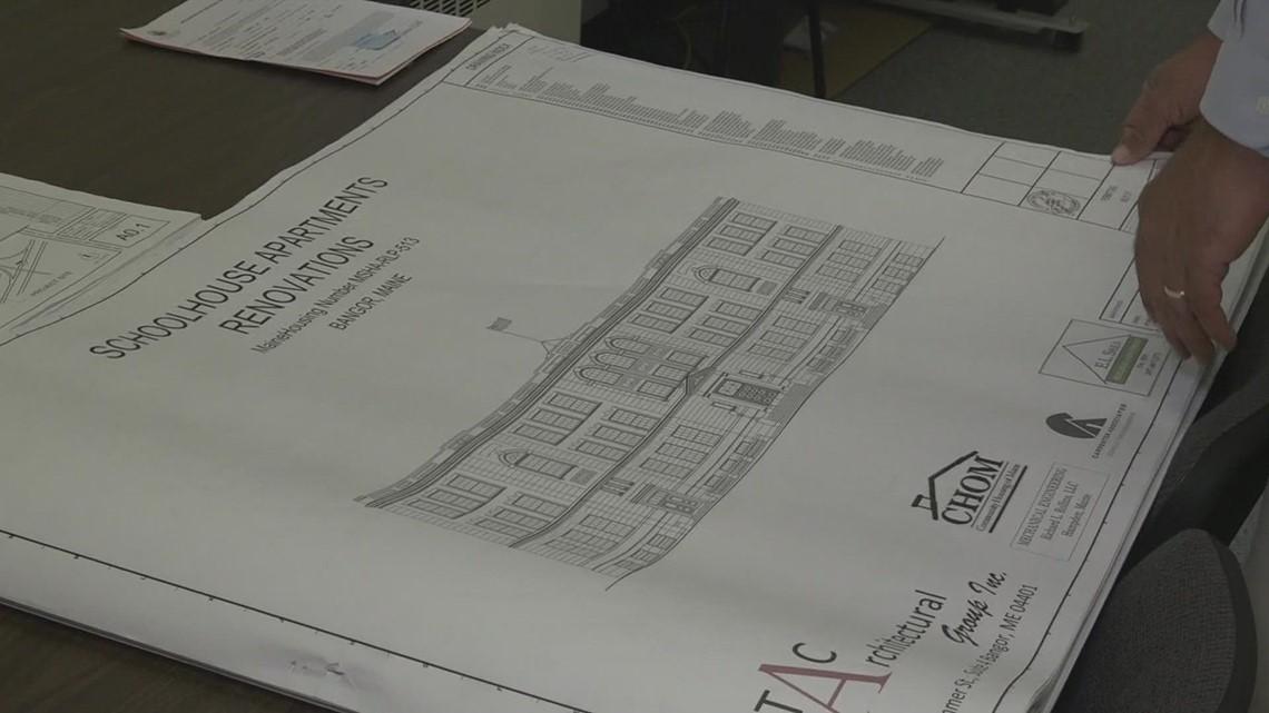 Developers bringing more housing to downtown Bangor