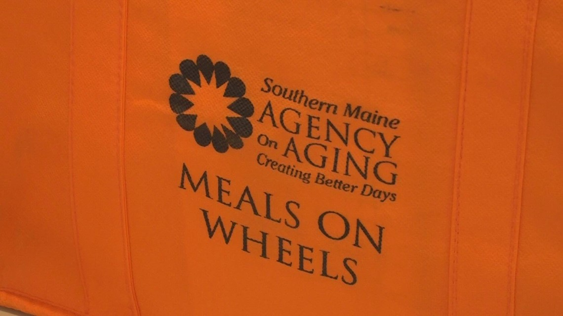 Meals on Wheels service says it has not been significantly affected by supply chain issues