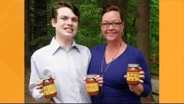 Woman changing autism with salsa company passes away