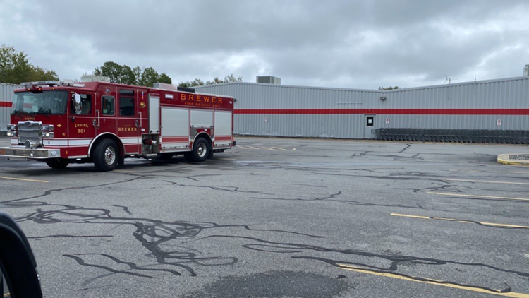 Store in Brewer evacuated due to carbon monoxide leak