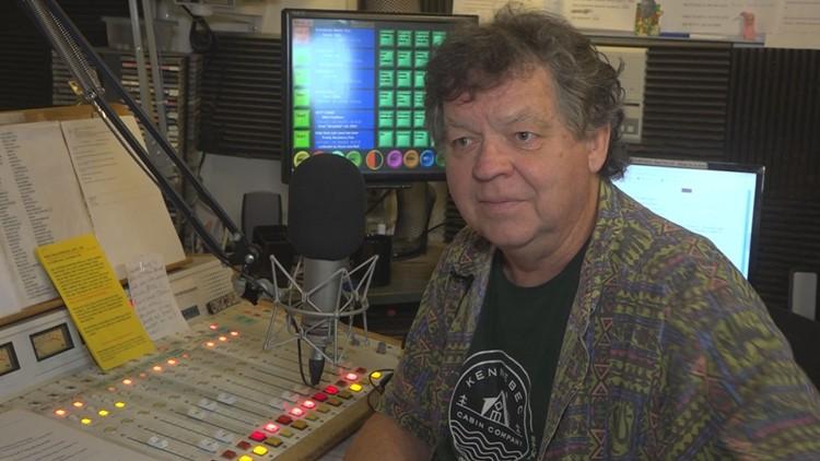 Longtime DJ at Stephen King's Bangor radio station to retire
